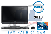Dell 9010 AIO / Core-i7 3770 max 3,9Ghz/ Dram3 8Gb/ SSD 256Gb/ Màn LED 23inchs Full HD
