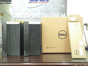 Dell Workstation T3600 CŨ/ Xeon E5-1607, VGA GTX 750Ti, SSD 120Gb, Dram3 16Gb, HDD 500Gb