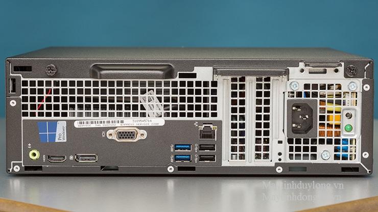 Dell Optiplex 3040/ Core i3 6100, Ram 4Gb, SSD 128G dùng trong văn phòng