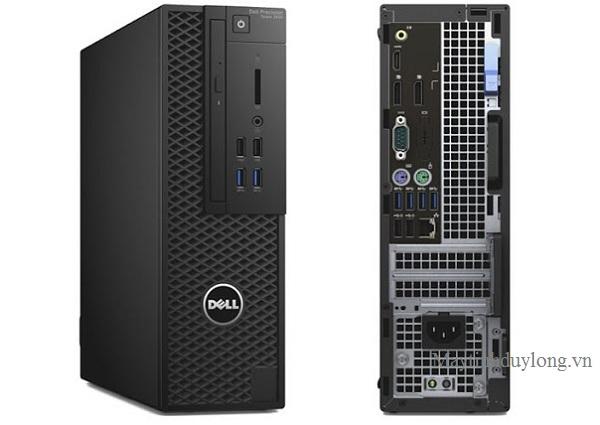 Dell Precision T3420 SFF/ Core i5 7500, Ổ M.2 128G, Dram4 8Gb + HDD 500G chạy nhanh giá rẻ