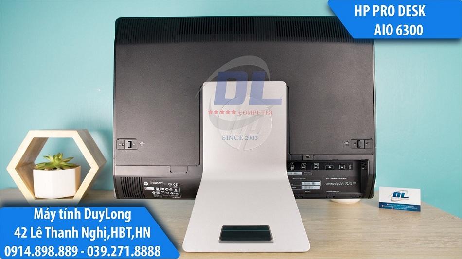 HP all in one 6300 Pro/ Webcam, mic loa cấu hình KM học sinh, sinh viên Online
