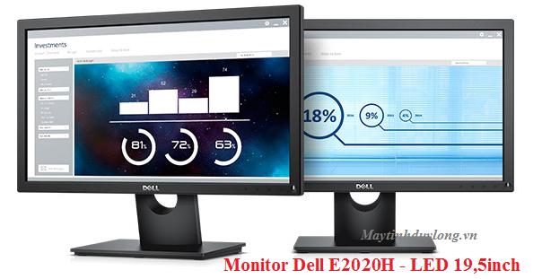 Màn hình mới Dell E2020H Wide 19,5-INCHS LED IPS dùng trong Vp đồ họa
