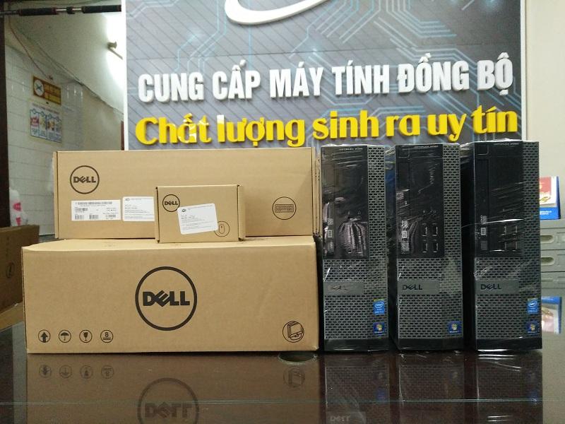 Dell Optiplex 9020/ Core-i5 4570 thế hệ 4/ Dram3 4Gb/ HDD 500Gb cấu hình 01 mạnh mẽ