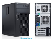 Dell WorkStation T1700 MT/ Xeon E3-1225v3, VGA Quadro K600, DRam3 8G, SSD 120G + HDD 500G