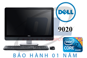 Dell 9020 All in One/ Co-i5 4570, Dram3 8Gb, SSD 240G mới, Màn hình LED 23 IPS Full HD