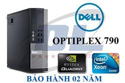 Dell Optiplex 790 sff / Intel co-i3 2130, Dram3 4Gb, HDD 500Gb bền rẻ