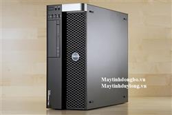 Dell WorkStation T3610/ Xeon E5 2640v2/ DDR3 16Gb/ VGA 2000 1GR5/ SSD 120G+HDD 500G