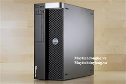 Dell WorkStation T3610/ Xeon E5-2643v2, VGA K2200 4Gb, Dram III 16G, SSD 240G + HDD 500G