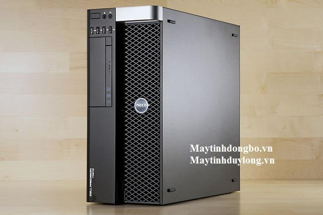 Dell WorkStation T3610/ Xeon E5-2689, VGA K620 2Gb, Dram III 16G, SSD 120Gb + HDD 500G