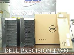 Dell WorkStation T7600/ Xeon E5 2670, VGA K2000 2GR5, Dram3 32Gb, SSD 128+HDD 500G