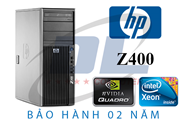 Hp Workstation Z400/ Xeon E5620, VGA GV-N730 2GD5 128bit, Dram3 4Gb, HDD 500Gb