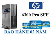 Hp 6300 Pro sff / Intel core-i5 2400/ Dram3 4Gb/ HDD 320Gb