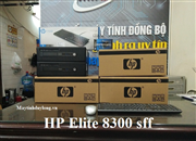 Hp Elite 8300 sff / Core-i7 3770, SSD 120G, VGA Quadro K600, Dram3 8Gb, HDD 500G có USB 3.0