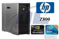 Hp Z800 Workstation/ Xeon X5670, SSD 240G, VGA GTX 1050Ti 4GR5, DRam3 32Gb, HDD 1Tb