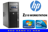 HP Workstation Z210/ E31240/ Dram3 4Ghz/ HDD 320Gb/ Quadro 600
