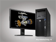 HP WorkStation Z220 MT / Xeon E3-1240V2, VGA Quadro K2000, Dram3 16Gb, SSD 128G+HDD 1Tb
