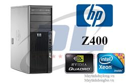 Hp Workstation Z400/ Xeon E5620, SSD 120G, VGA Quadro 2000, Dram3 4Gb, HDD 500Gb