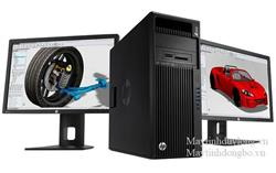 HP WorkStation Z440/ Xeon E5-2678v3, VGA K5000 4G, DDR4 32G, SSD 240G + HDD 1Tb