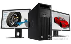 HP WorkStation Z440/ Xeon E5-2678v3, VGA 1060 6GR5, DDR4 32G, SSD 240G + HDD 1TB
