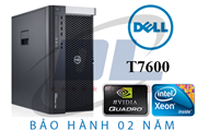 Dell WorkStation T7600/ Xeon E5-2680/ SSD 256Gb, VGA Quadro k4000, HDD 2Tb, DRam 48Gb