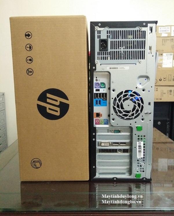 Hp Z420 WorkStation/ Xeon E5-1607, VGA GTX 750Ti, Dram3 16Gb, SSD 120Gb+HD 500G