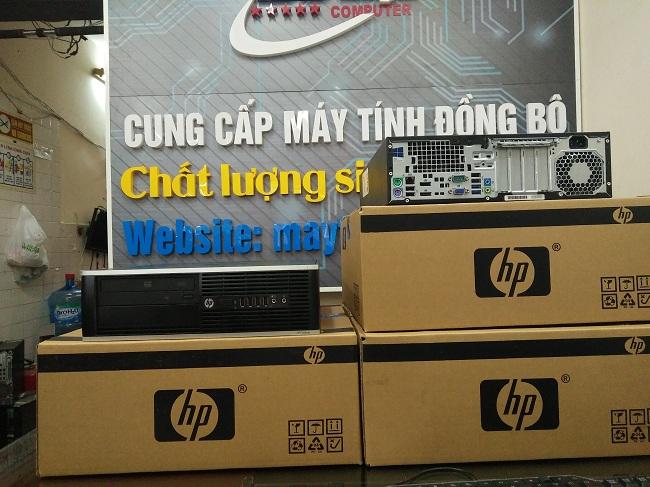Hp Elite 8300 sff / Core-i3 3220, DDram3 4Gb, HDD 250Gb, Nhanh mạnh tốt nhất