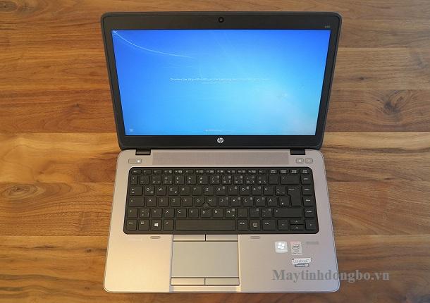 Laptop HP 840 G1 Elitebook/ Core i5 4300U, Dram3 4Gb, HDD 250Gb, Màn hình LED 14,1