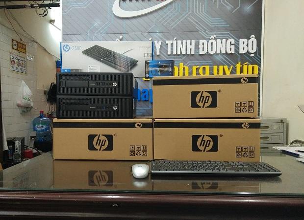 Hp Elitedesk 800 G1/ intel Core i3 4130, Dram3 4Gb, ổ cứng 500Gb Chất lượng cao